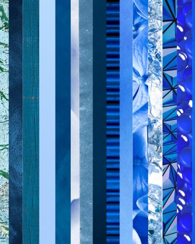 bluepalette, kékek